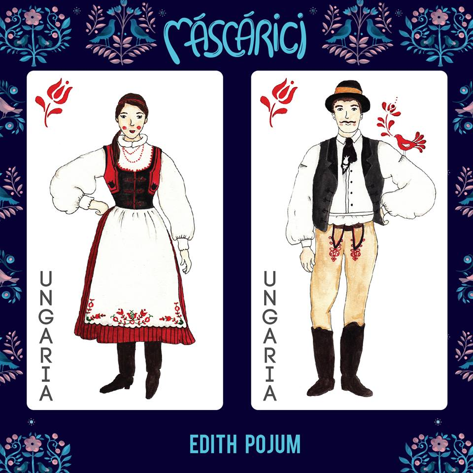 Mascarici Card game